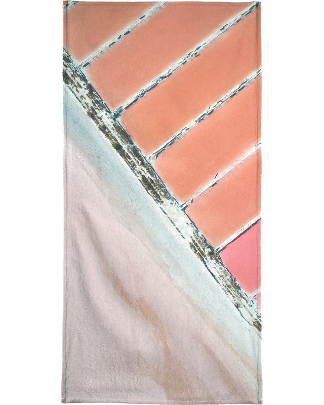 Pantone serviette de plage