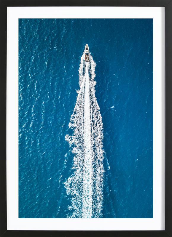 Rocket Framed Print