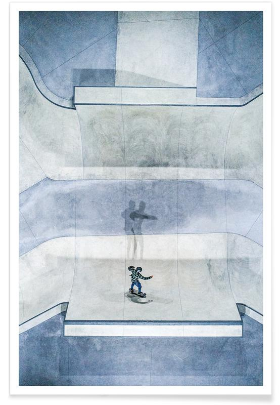 Skate poster