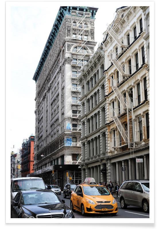 New York affiche