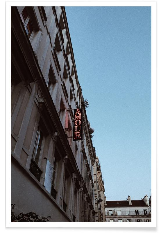 Amour Toujours -Poster
