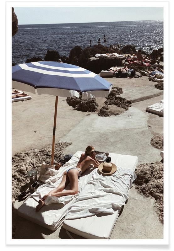 Reise, Capri -Poster