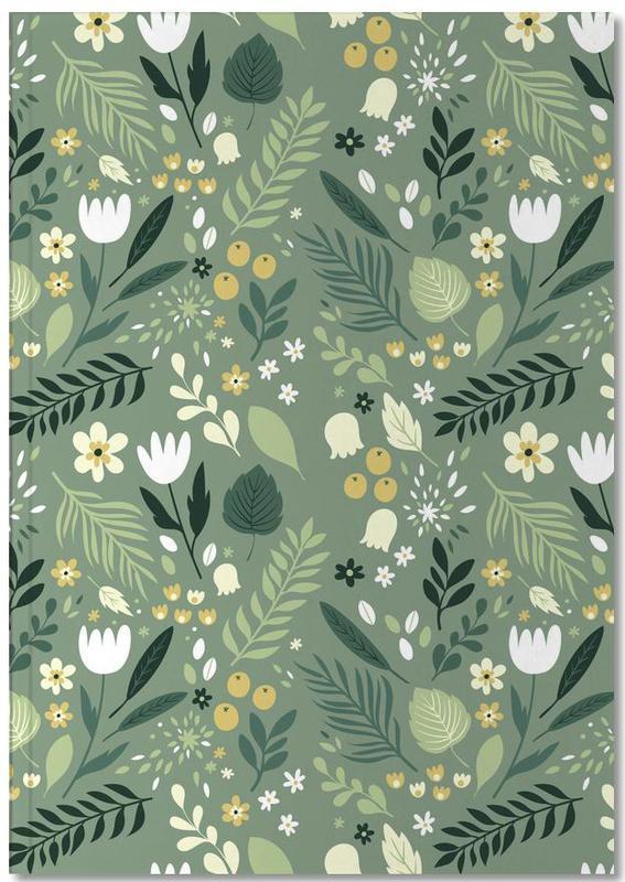 Frühlingswald Notebook