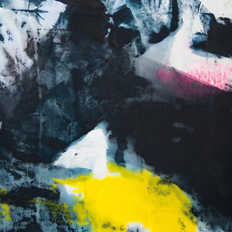 Melt Series 02 -Leinwandbild