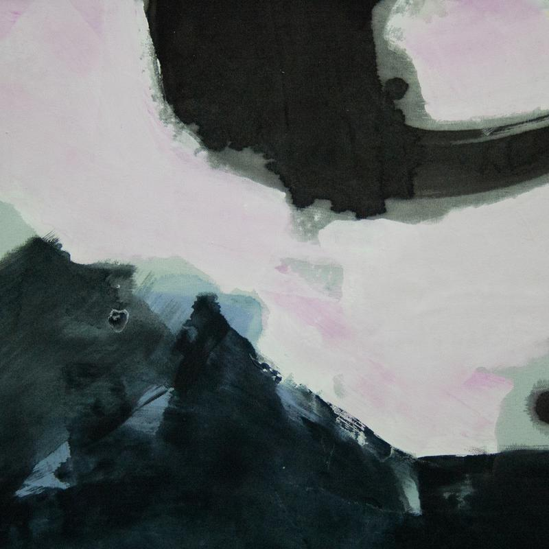 Melt Series 06 canvas doek