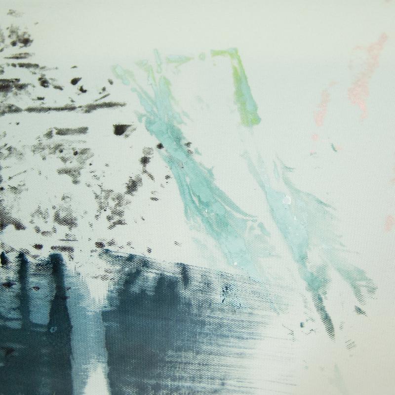 Melt Series 07 canvas doek