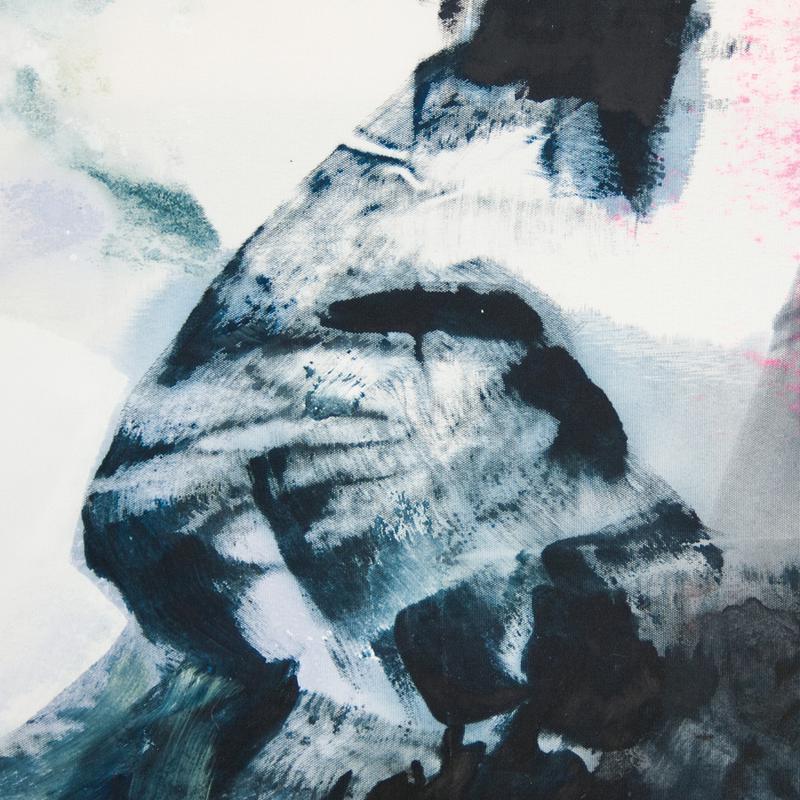 Melt Series 08 canvas doek