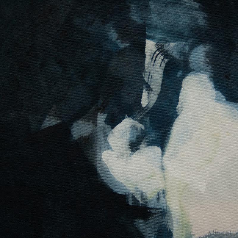 Melt Series 09 canvas doek