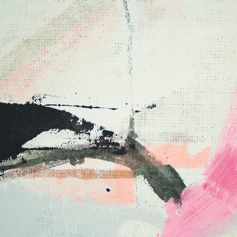 Melt Series 11 canvas doek