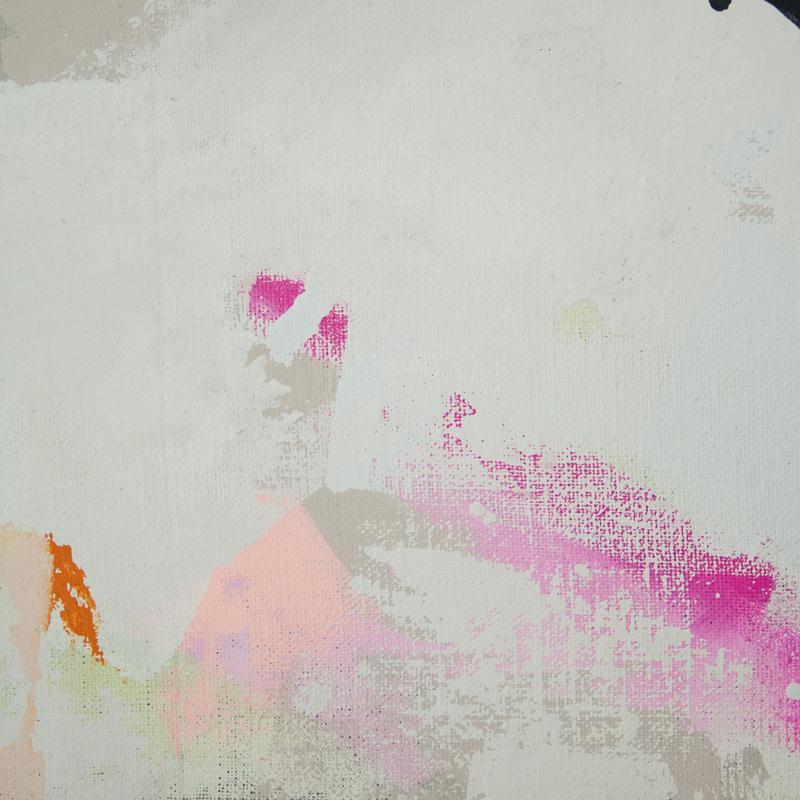 Melt Series 13 canvas doek