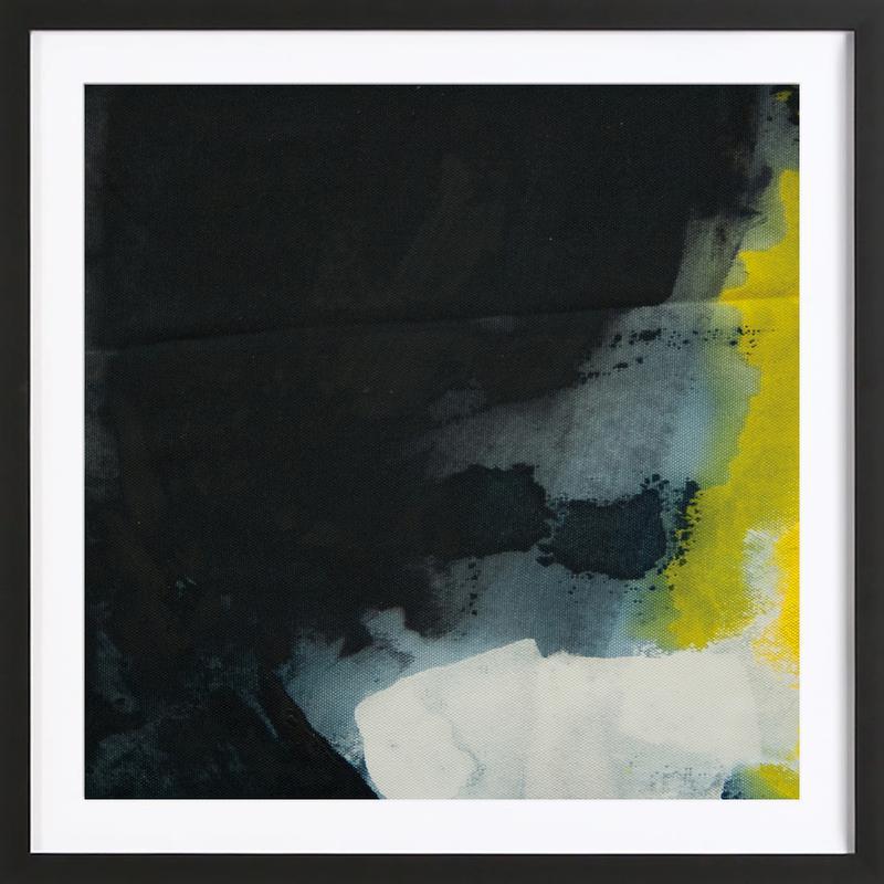 Melt Series 15 Framed Print