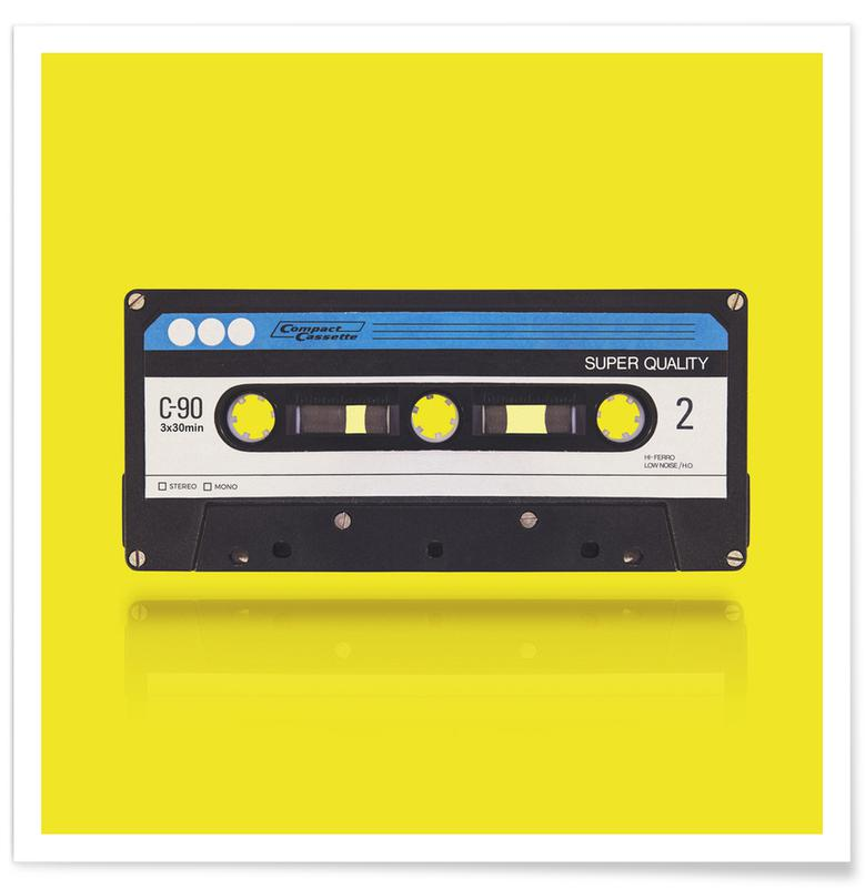 Cassette 3.0 Poster