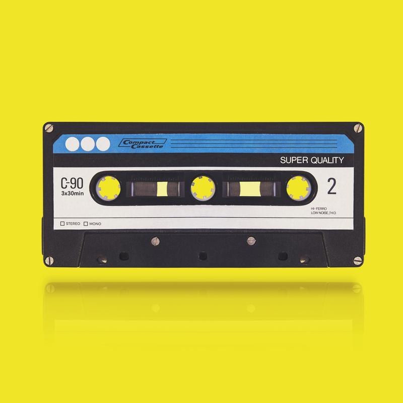 Cassette 3.0 -Alubild