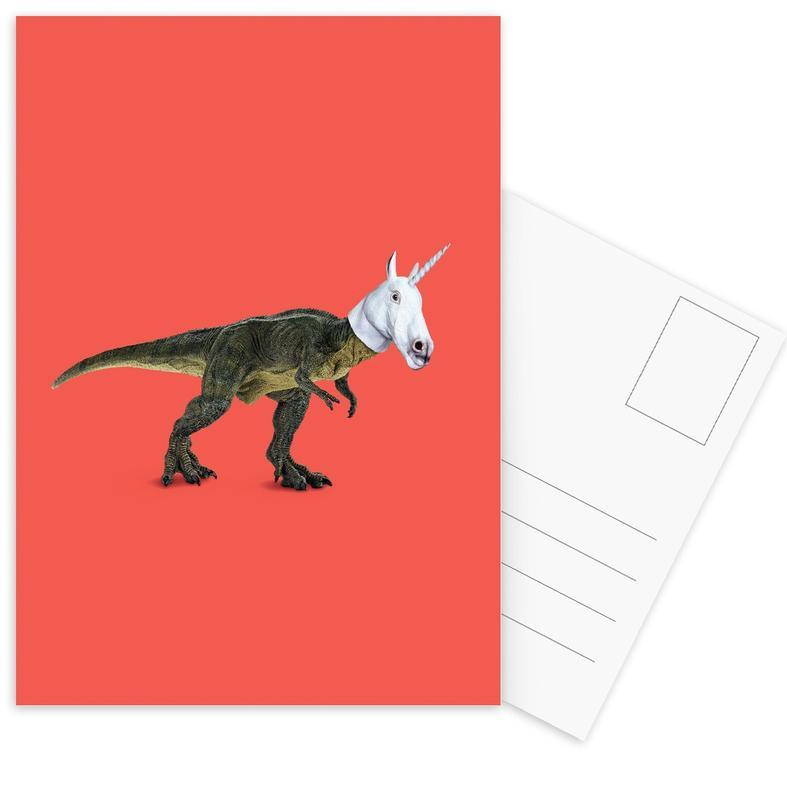 Everyone Wants to Be a Unicorn, Isn'T It? -Postkartenset