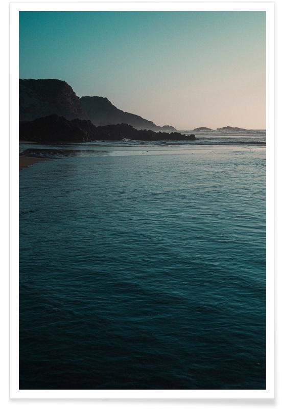 Océans, mers & lacs, Sundown Vibes affiche