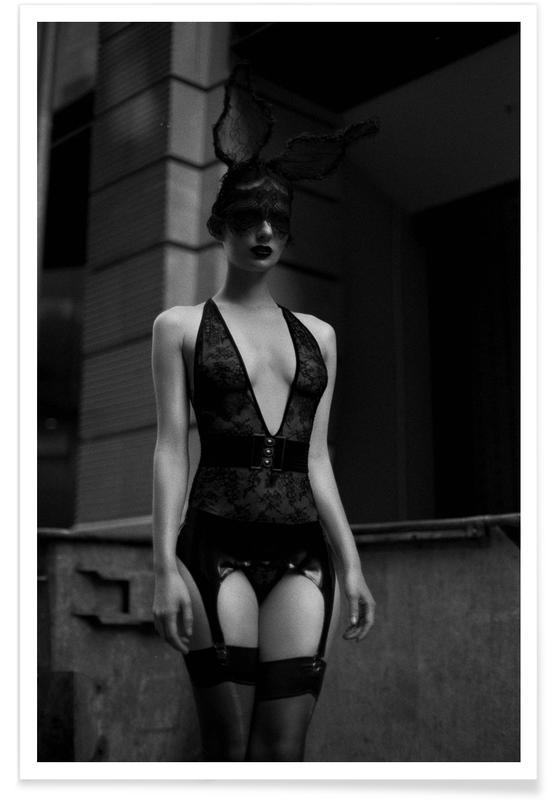 Noir & blanc, Das Fräulein Fuchs V affiche