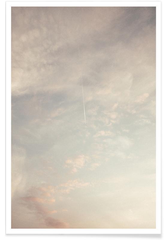Ciels & nuages, Creamy Skies affiche
