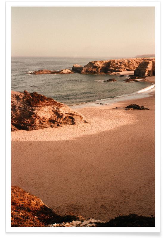 Stranden, Reizen, Natural Beach poster