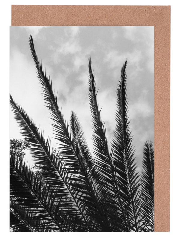 Skylines, Palmiers, Palm Skies cartes de vœux