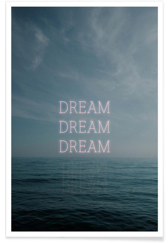 Océans, mers & lacs, Dream Dream Dream II affiche