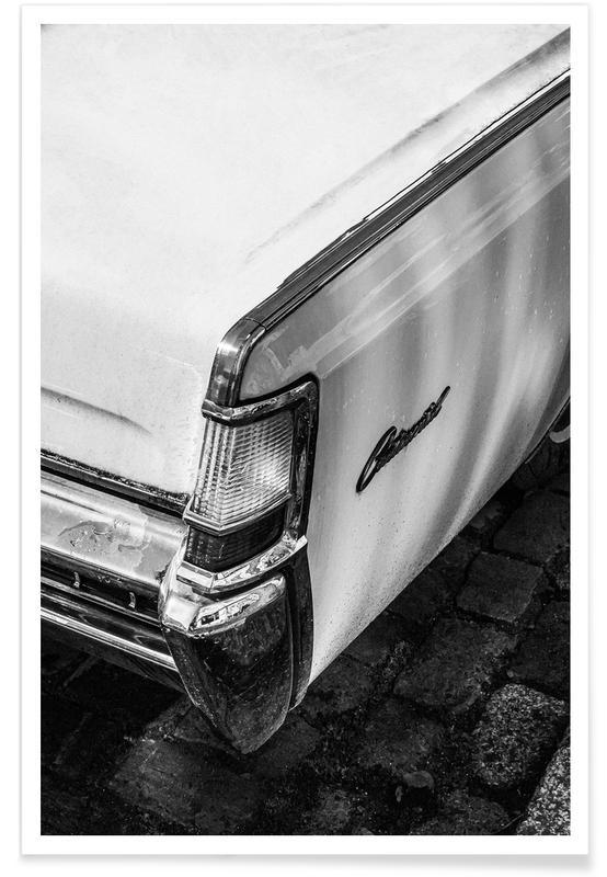 Voitures, Vintage Oldtimer - Continental Car affiche