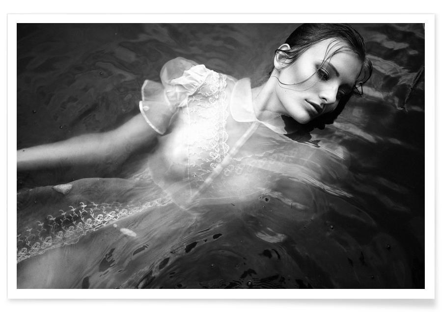 Black & White, Fashion Photography, New Ways I Poster