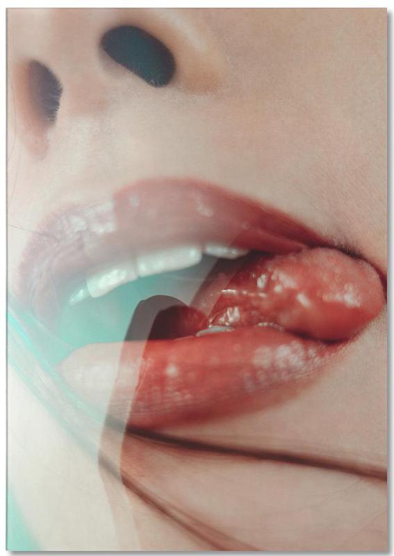 Détails corporels, Mouth I bloc-notes