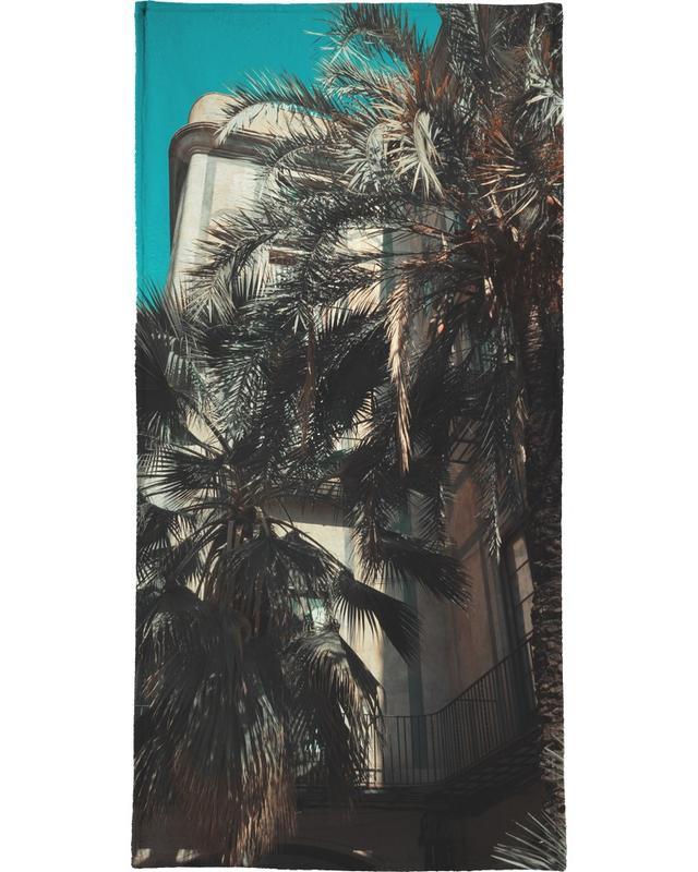 Palms XII Beach Towel
