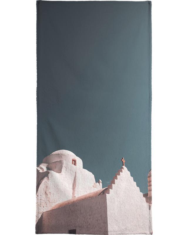 Détails architecturaux, Greece XXXI serviette de plage