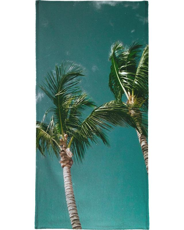 Tropical Palms -Strandtuch