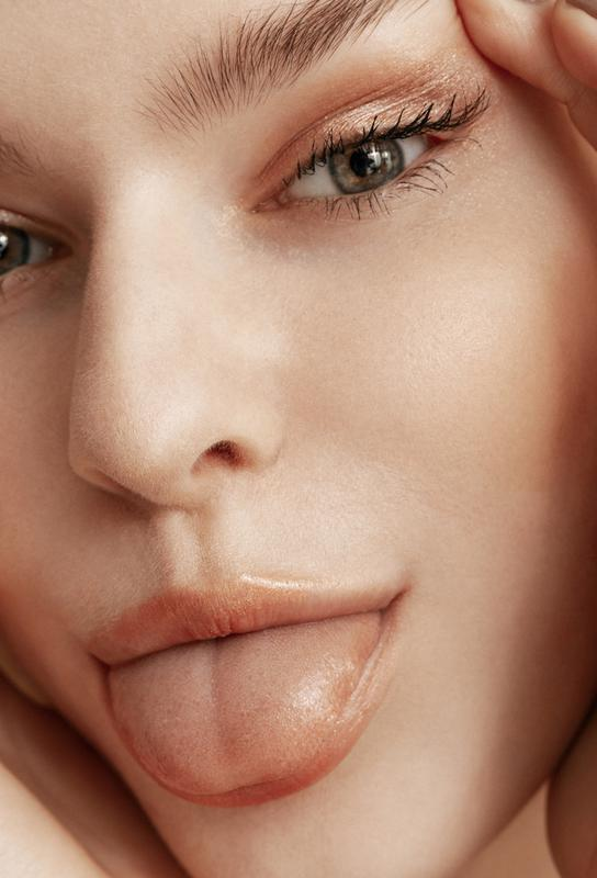Feisty Face Aluminium Print