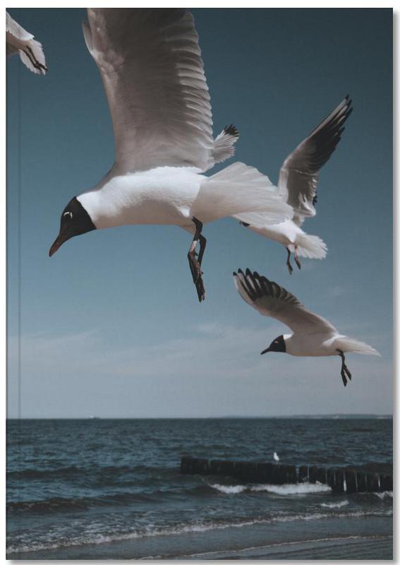 Seagulls VIII Notebook