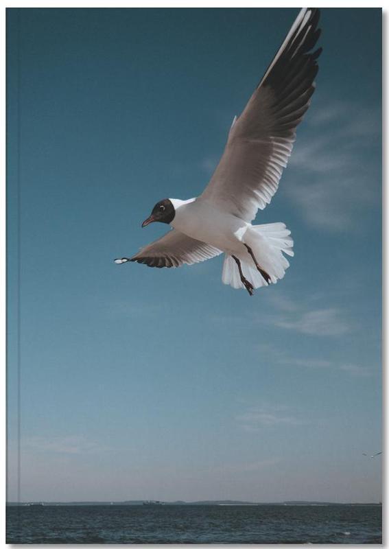 Seagulls IX Notebook