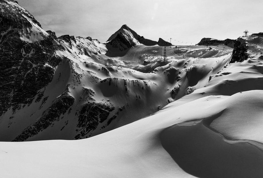 Mountains V Acrylic Print