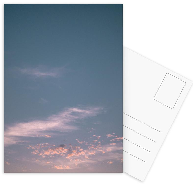 Dreamy Skies III Postcard Set
