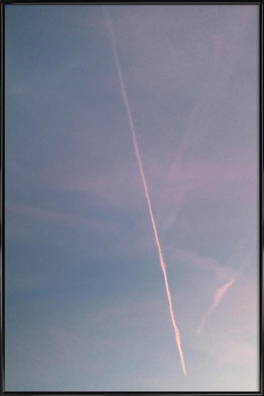 Dreamy Skies IV affiche encadrée