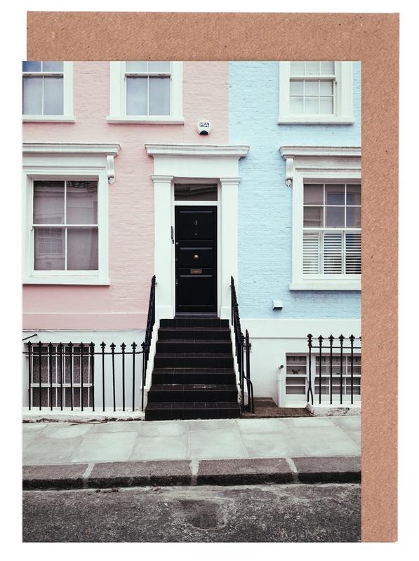 London Vibes Greeting Card Set