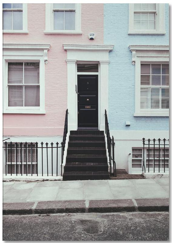 Architectural Details, London, London Vibes Notepad