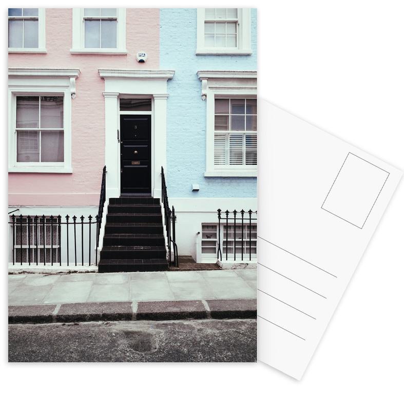 Architectural Details, London, London Vibes Postcard Set