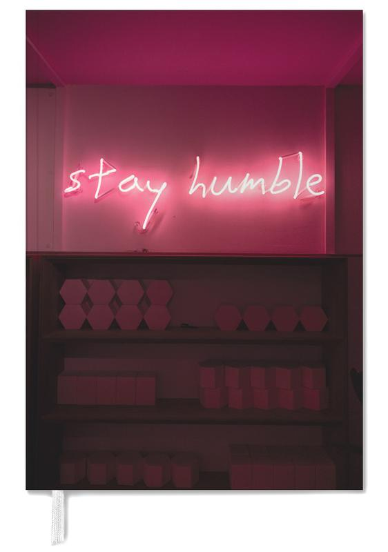 Stay Humble - Quotes -Terminplaner