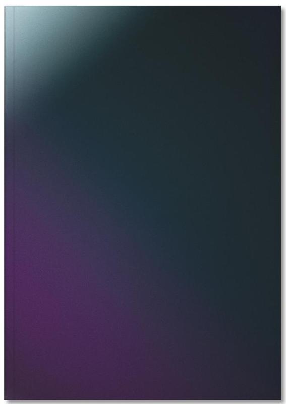 Prism Dark Purple Notebook