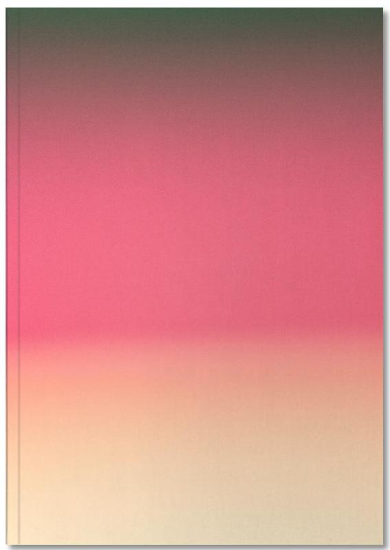 Prism Sunset Notebook