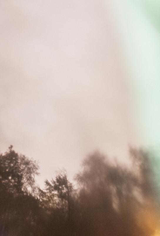 Outside My Window -Alubild