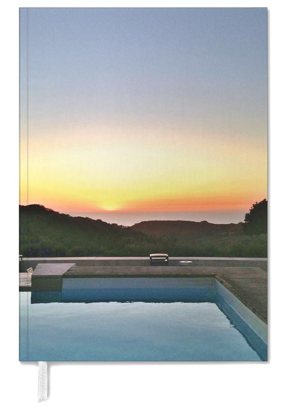 Sunsets, Travel, La Pool Personal Planner