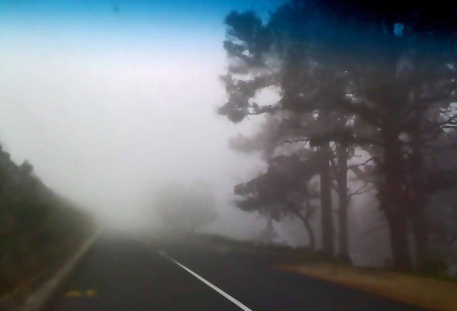 Signal Mountain -Acrylglasbild
