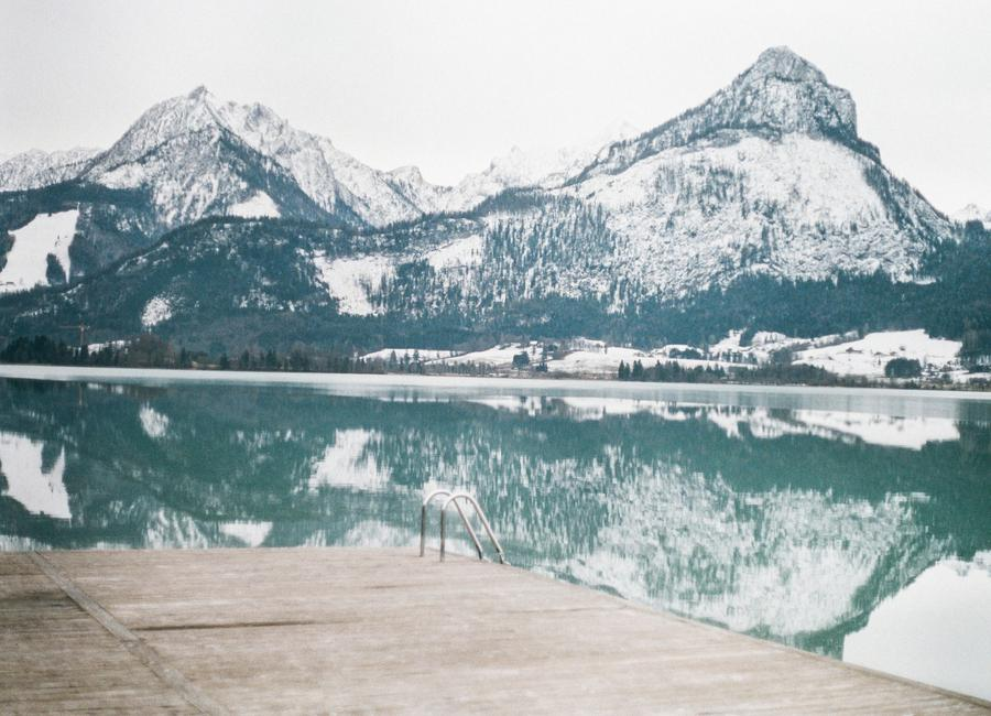 Austria canvas doek