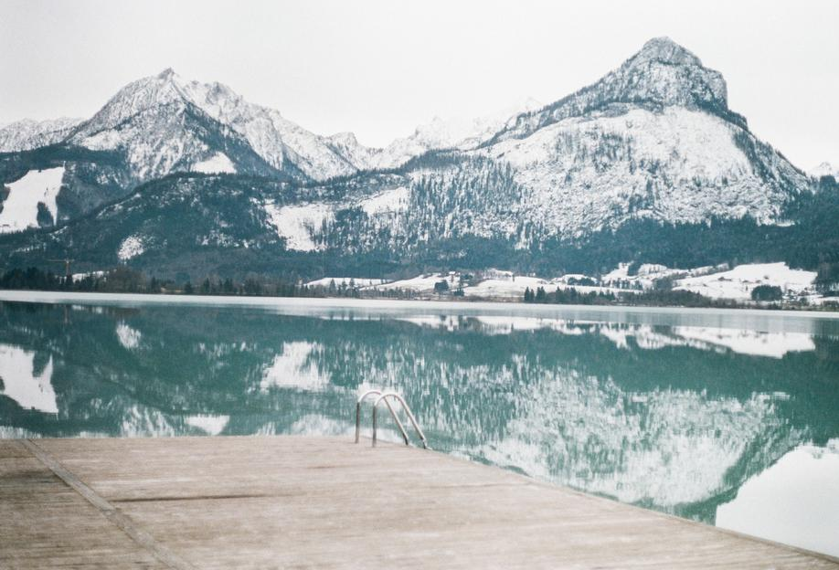 Austria Impression sur alu-Dibond