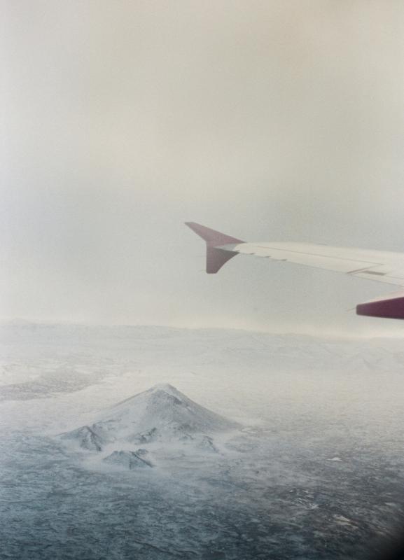 Iceland canvas doek