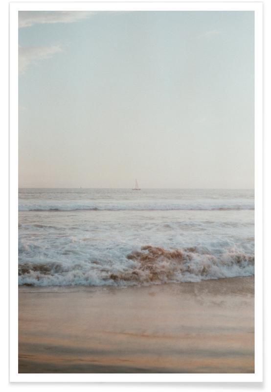 Ocean Breeze -Poster