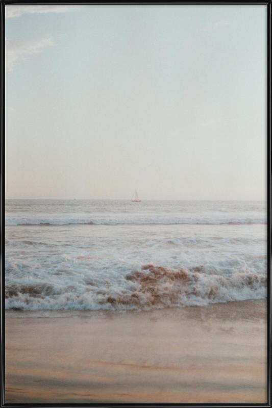 Ocean Breeze Framed Poster